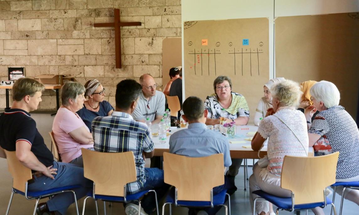 Kommunaler Flüchtlingsdialog